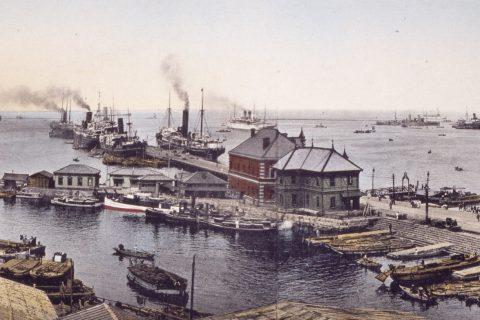 【story3】横浜港大さん橋国際客船ターミナルの歴史