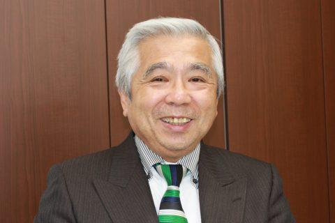 横浜橋通商店街協同組合理事長 高橋一成さん